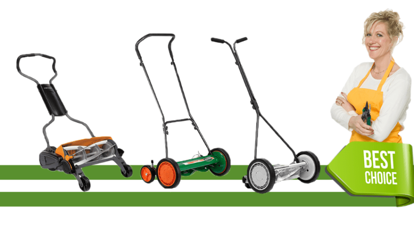 Featured Image - BEST REEL MOWER – LAWN MOWER REVIEWS