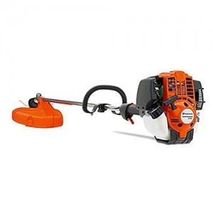 husqvarna orange straight style trimmer