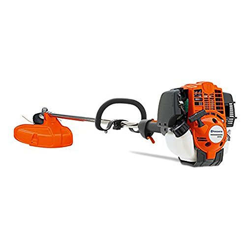 husqvarna orange straight style trimmer