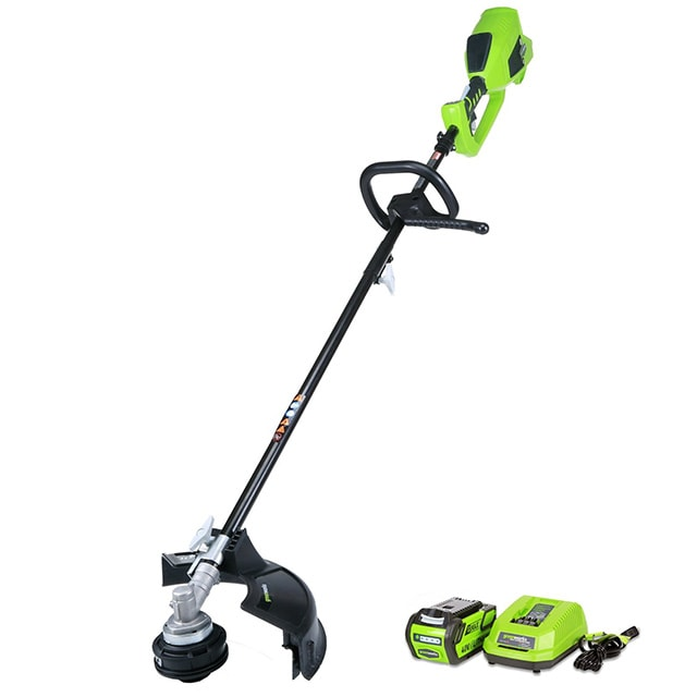 info on how to use ryobi battery operated mower bcl3620