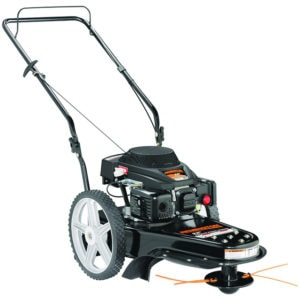 Remington22 inch Trimmer Lawn Mower