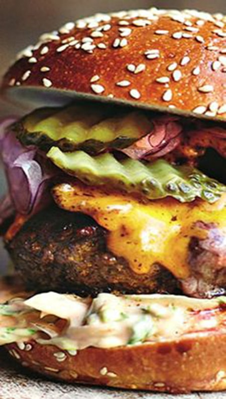 Jamie Oliver's Insanity Burger