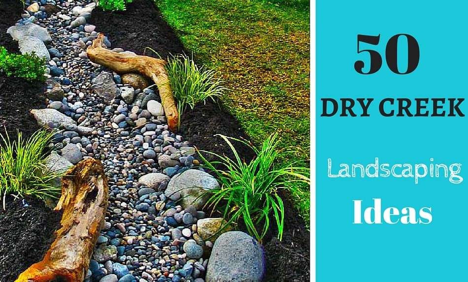50 Super Easy Dry Creek Landscaping Ideas You Can Make! on japanese zen gardens, dry well construction, southwest gardens, zen buddhism gardens, small patio gardens, sand gardens, adachi gardens, dry bar furniture, dry garden design,