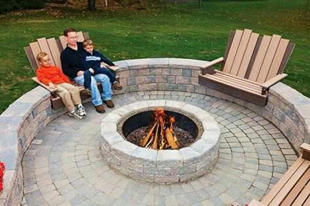 27 surprisingly easy diy bbq fire pits anyone can make learn more solutioingenieria Choice Image