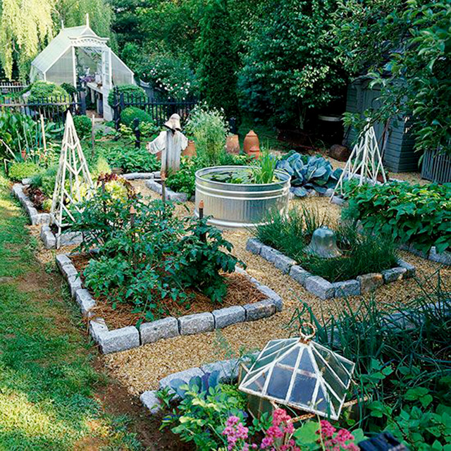 Garden Ideas Borders 42 stunning garden bed edging ideas that you need to see