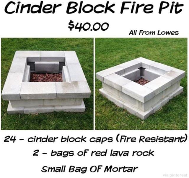 Triyae.com = Build Backyard Fire Pit Bbq ~ Various design ...