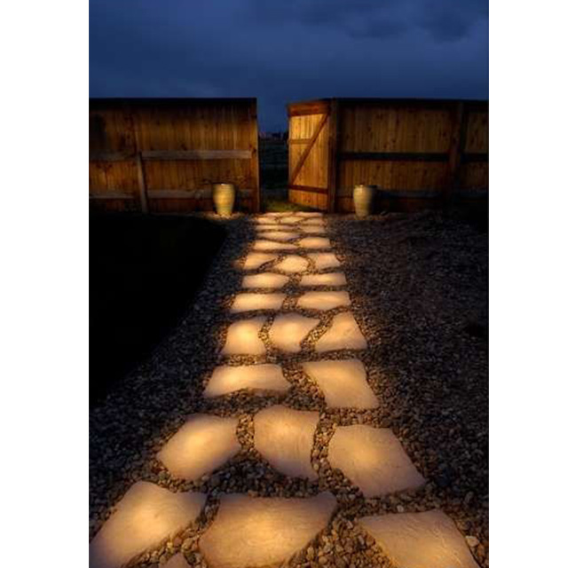 DIY Glow in the Dark Stepping Stones