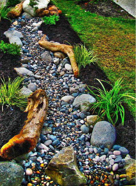 Drift-Wood-Dry-Creek-Bed