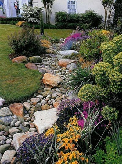 Dry Creek Bed DIYnetwork