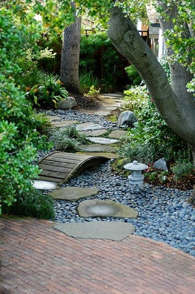 Dry creek Stanford Garden