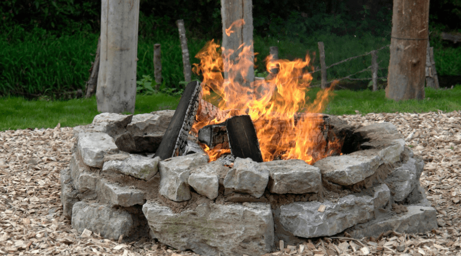 Featured Image - SURPRISINGLY EASY DIY BBQ FIRE PITS ANYONE CAN MAKE