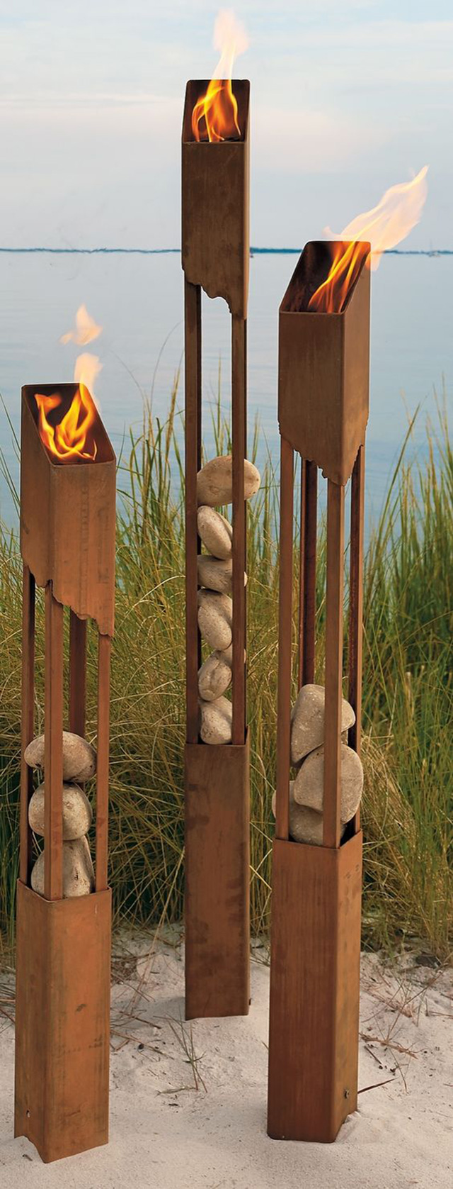 Mesa Torches