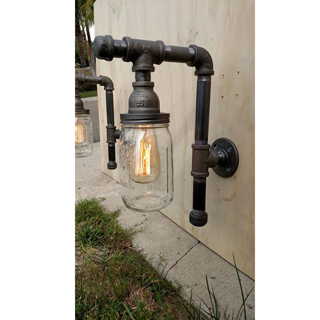 Pipe Fixture Lighting