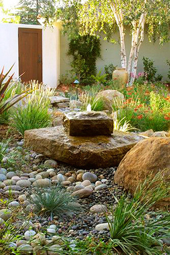 Back Yard Boss 50 Super Easy Dry Creek Landscaping Ideas