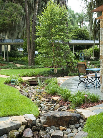 Landscaping A Dry River Bed Design Ideas