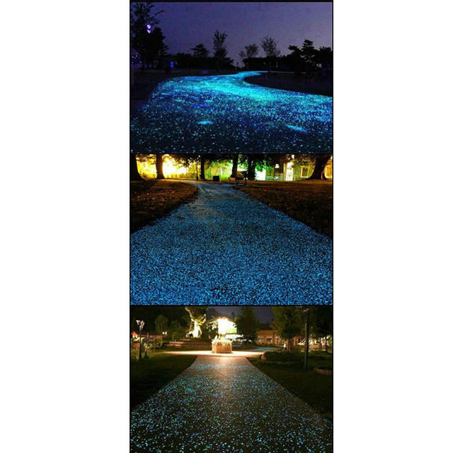 Glowing Driveways and Paths