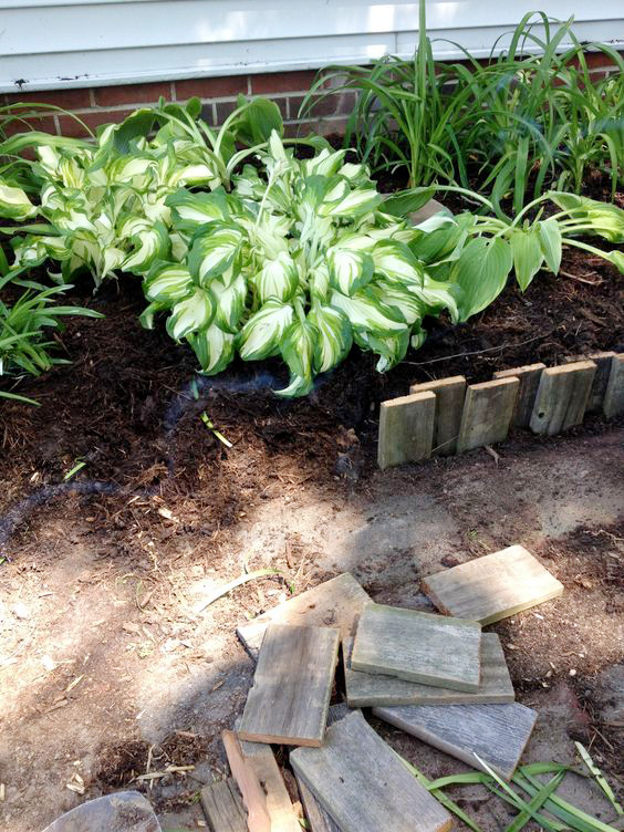 42 Garden Bed Edging Ideas That You Need To See on Backyard Border Ideas id=80977