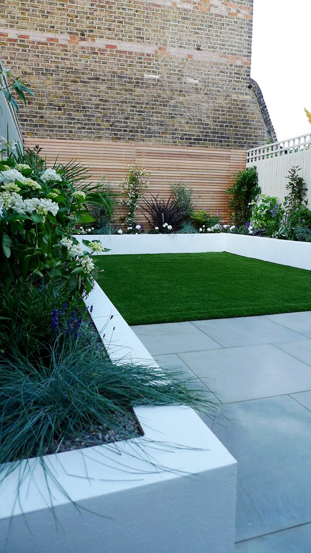 42 garden bed edging ideas that you need to see - Small backyard landscaping ideas ...
