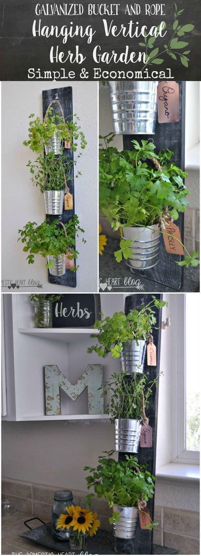 32 Ways To Create The Best Indoor Herb Garden