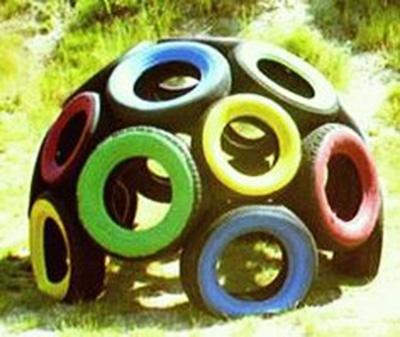 A Tire Dome