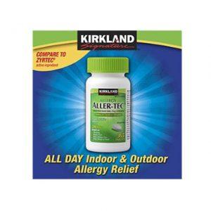 Kirkland-Signature-Aller-Tec-Cetirizine-Hydrochloride-Tablets