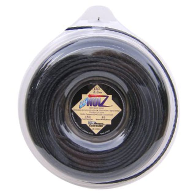 LoNoiz Commercial Grade Spiral Twist Quiet Trimmer Line