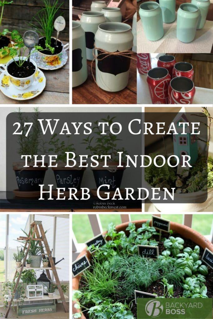Indoor Herb Gardens 27 ways to create the best indoor herb garden workwithnaturefo