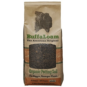 Buffaloam Organic BLPB Potting Soil