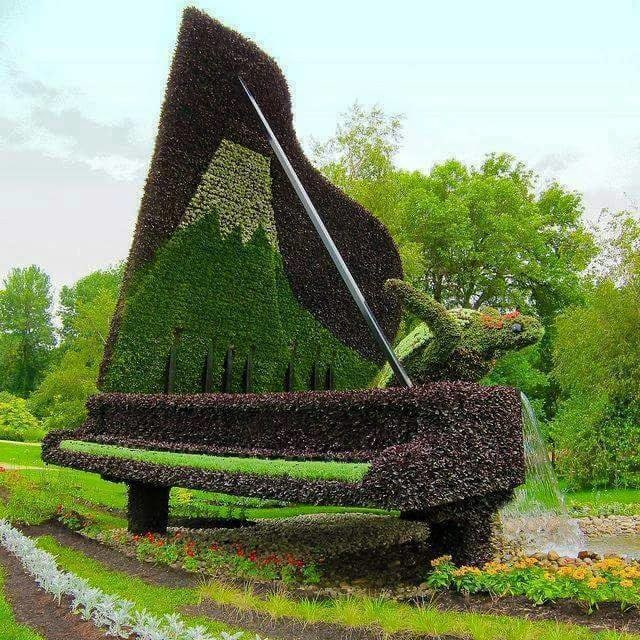 17 Awesome Bush Amp Shrub Sculptures You Must See To Believe