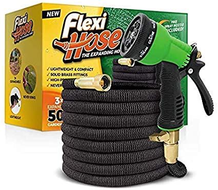 Flexi Hose - Best Garden Hose: 6 Kink Free Choices to Consider