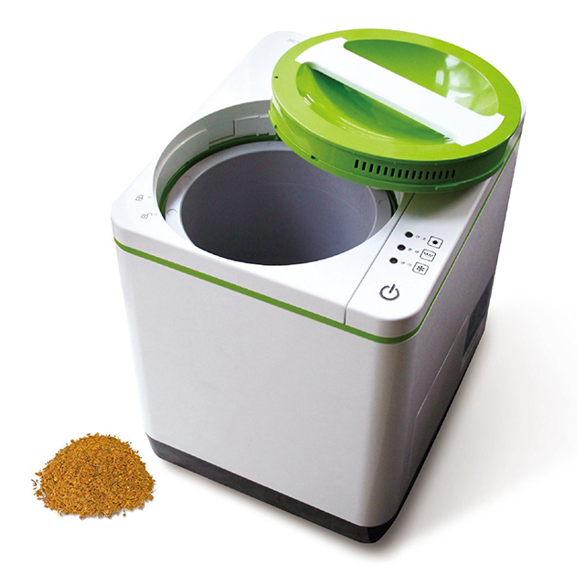 this food composter is odorless