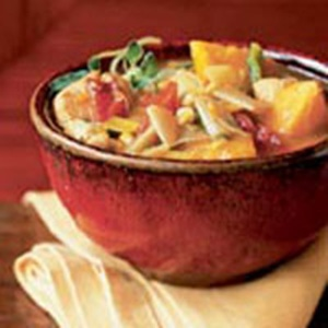 Pumpkin Chicken Chowder