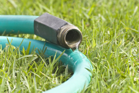 How Do I Stop My Garden Hose From Leaking