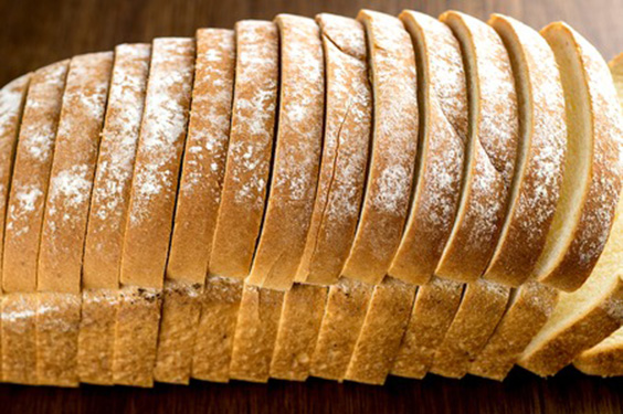 Crusts from Bread
