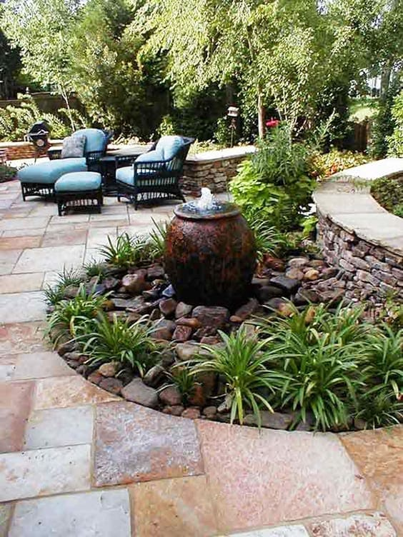 76 Backyard and Garden Waterfall Ideas on Waterfall Ideas For Garden id=65324