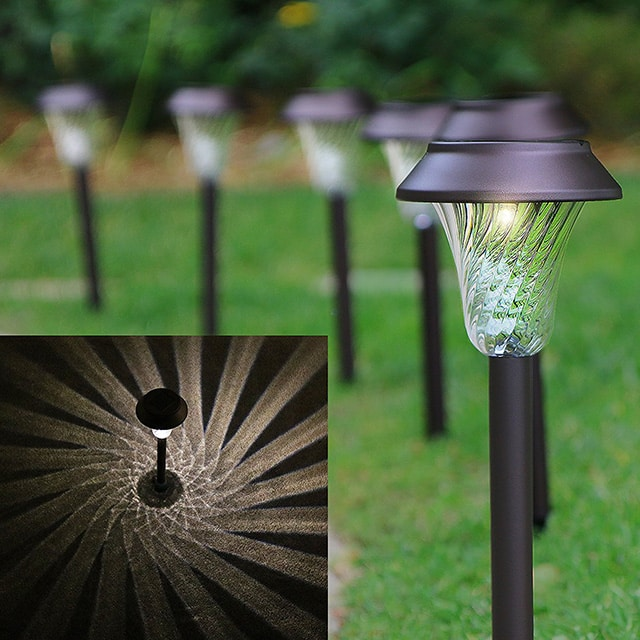 Enchanted Spaces Solar Light Path