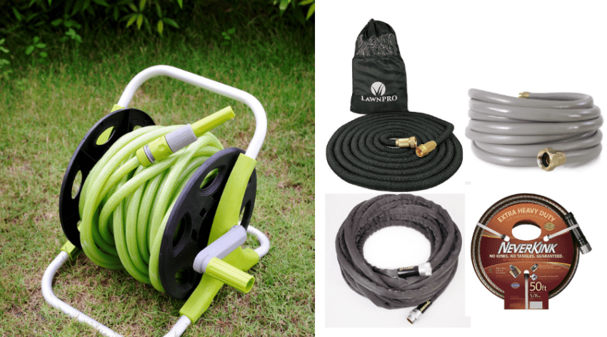Best Garden Hose 6 Kink Free Choices To Consider