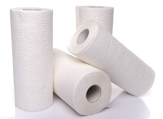 Kitchen Roll and Paper Towels