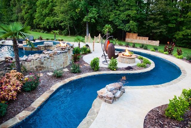 51 Awesome Backyard Pool Designs