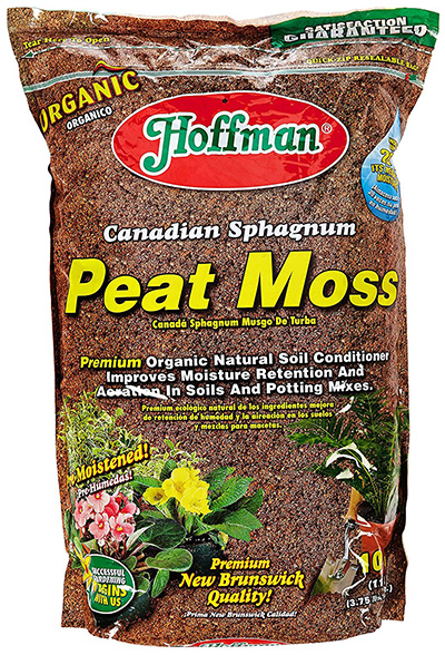 Lots Of Gardeners Swear By Using Peat Moss In The Garden To Boost Plants And Shrubs You Should Always Moisten It Before Adding Soil Or Compost As