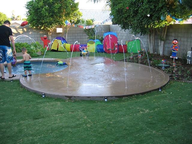 Small-Splash-Park