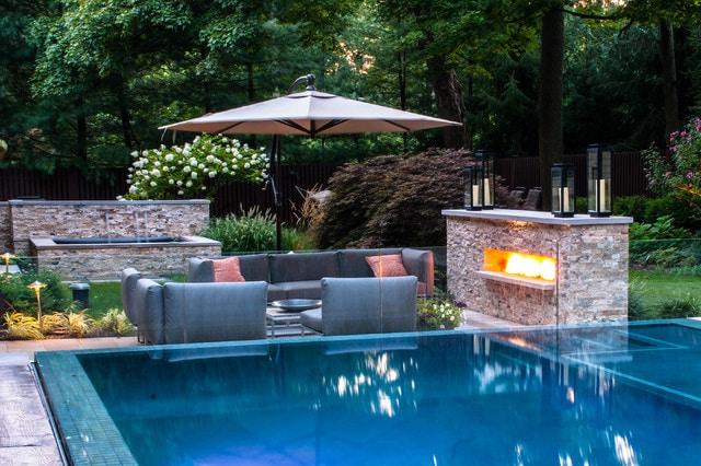 Swimming-Fireside