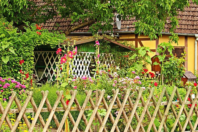 118 fencing ideas and designs different types with images 62 wooden lattices workwithnaturefo