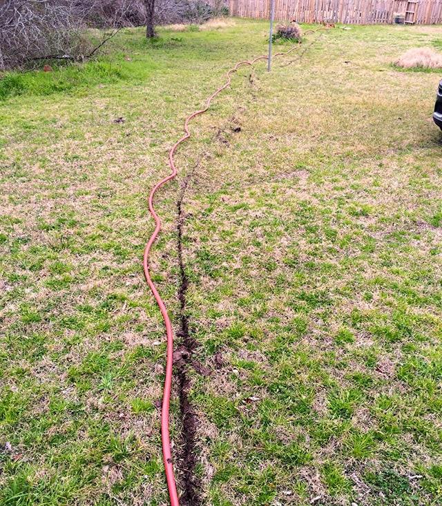 How to bury a garden hose underground image solutioingenieria Images