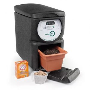Kitchen and Benchtop Composters