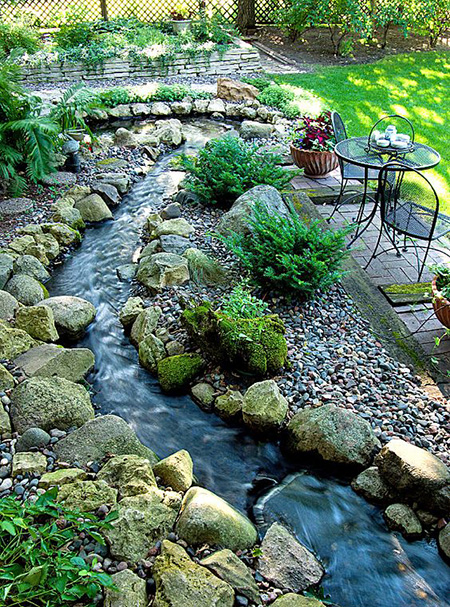 Learn More - 50 Super Easy Dry Creek Landscaping Ideas You Can Make!