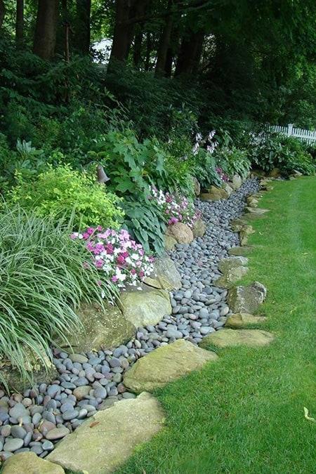Serenity Dry Creek Garden
