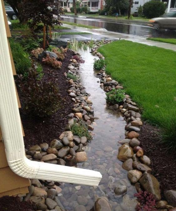 Diy Dry Creek Bed All About Ideas