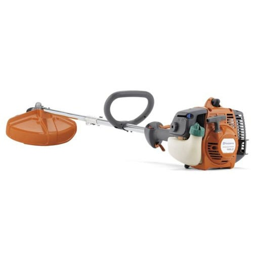 Husqvarna 128LD 28cc 2-Stroke Gas-Powered Straight-Shaft String Trimmer with Detachable Shaft