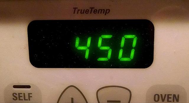 450 degrees